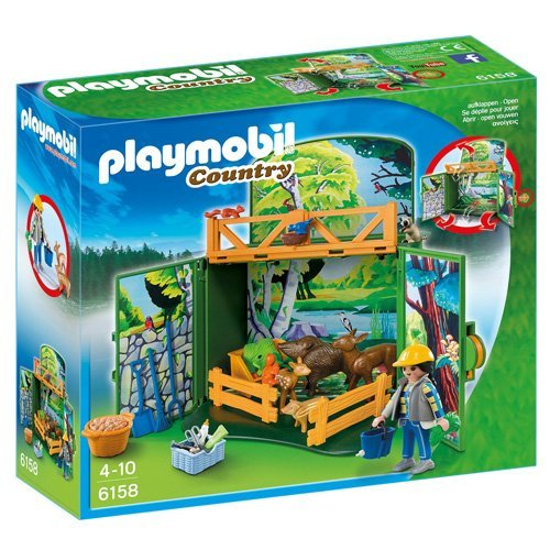 PLAYMOBIL - Cofre de Bosque (61580)