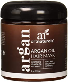 Art Naturals Argan Oil Hair Mask, Deep Conditioner 8 Oz