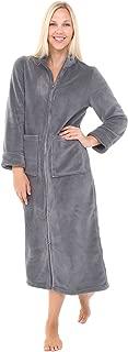 Best bathrobe zip front Reviews
