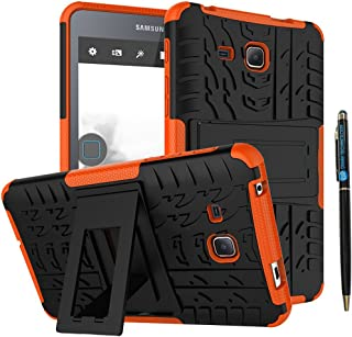 Tab A 7.0 Cover 2016 Release DWaybox 2in1 Combo Hybrid Rugged Heavy Duty Back Case Cover with Kickstand for Samsung Galaxy Tab A 7 Inch 2016 SM-T280 / T285 / Samsung Tab A6 A7 7.0