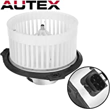AUTEX HVAC Blower Motor Assembly Compatible with Buick Rainier 2004 2005 Blower Motor Replacement for Chevrolet Trailblazer,Gmc Envoy 2002-2005 Blower Motor Air Conditioner 700109 52498916 89018747