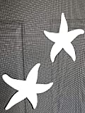 DCentral Starfish Screen Magnets: Double-Sided Decor; for Non-Retractable...