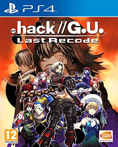 Dot Hack//G.U. Last Recode