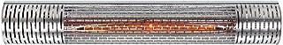 CasaTherm Calefactor halógeno por infrarrojo R2000 Gold LowGlare