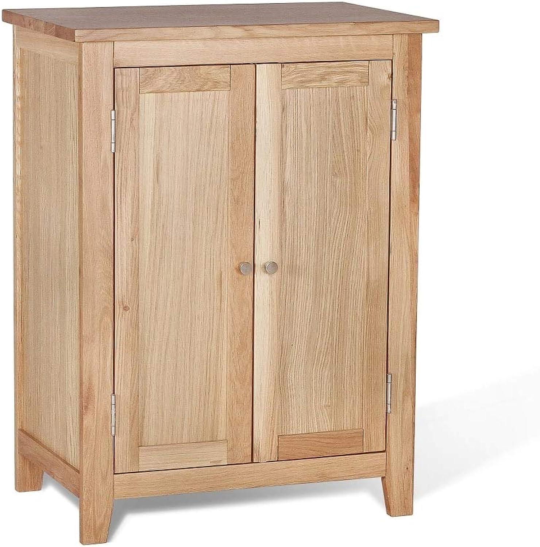 Xpress Delivery Ocean 2 Door Vanity Unit in oak