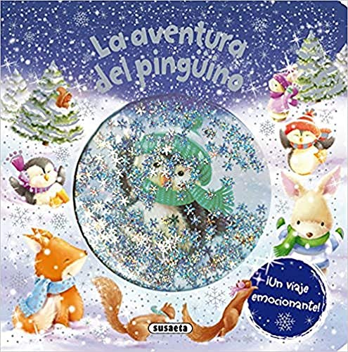 La aventura del pingüino (Bola de nieve)