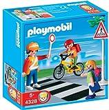 Playmobil 4328 School Crossing With Kids