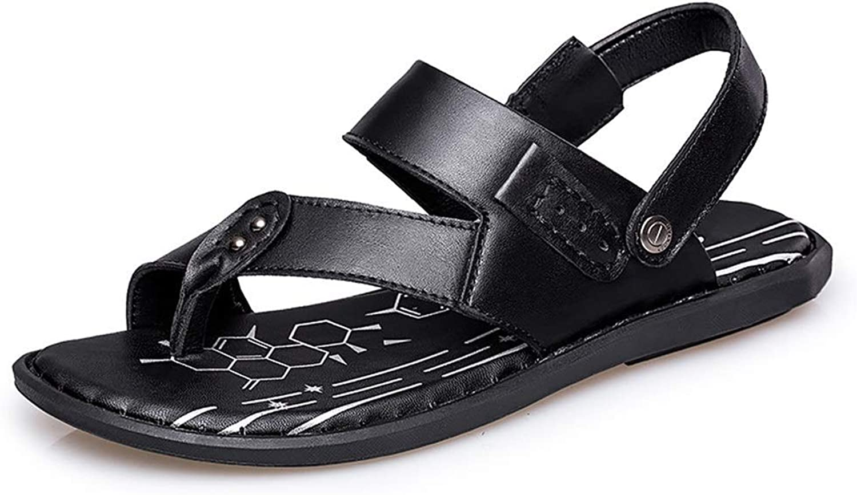 BAIF BAIF Mode Sandalen Einfache leichte Sommer Schnalle Clip-on Hausschuhe Herren Sommer Schuhe (Farbe  Schwarz, Größe  7,5 UK)  zum niedrigsten Preis