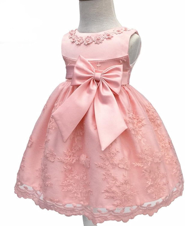 RBB RBB RBB 2018 Baumwolle Baby Kleid Spitze Prinzessin Kleid,Rosa,18M B07FDYGB9P  Hochwertige Produkte 08e7b6