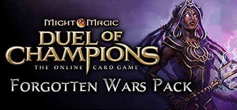 Might & Magic - Duel of Champions: Forgotten Wars Pack [Online Game Code]