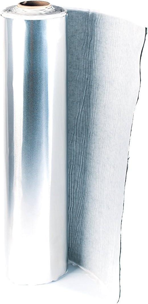 Antidr/öhnfolie selbstklebende Bitumend/ämpfungsfolie 100 mm x 100 m f/ür Fensterb/änke Antidr/öhnband Antidr/öhnstreifen