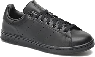 Adidas Stan Smith Mens Classic Tennis Shoes In Black