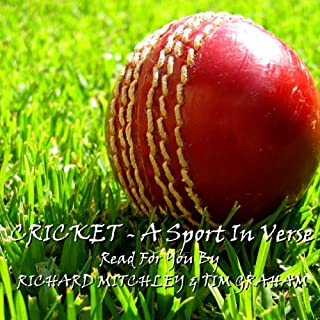 Cricket: A Sport in Verse cover art