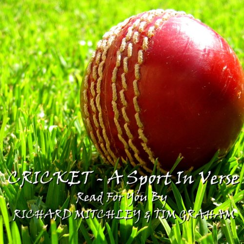 Cricket: A Sport in Verse audiobook cover art