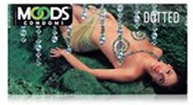 Moods Dotted Condoms (Pack Of 100)