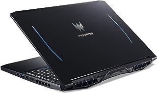 "Acer Predator Helios 300 Gaming Laptop PC, 15.6"" Full HD 144Hz 3ms IPS Display, Intel i7-9750H,..."