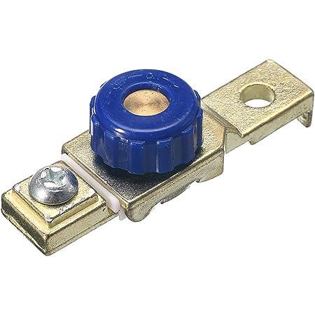 2 Stück Batterietrennschalter 6v 24v Für Standartbatterien Mit Flachpol Auto