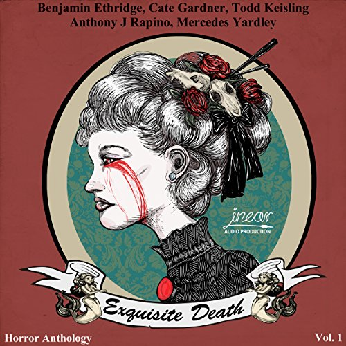 Exquisite Death audiobook cover art