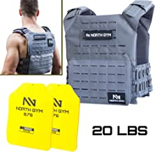 plate carrier weight vest