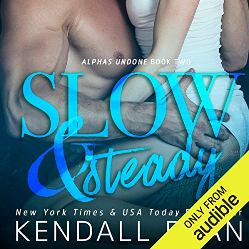 Slow & Steady audiobook cover art