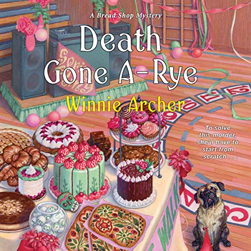 Death Gone A-Rye cover art