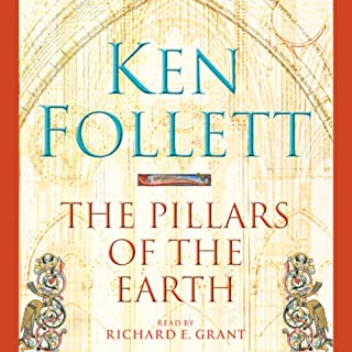 Couverture de The Pillars of the Earth