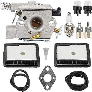 WT-589 carburador para Echo Chainsaw CS-300 CS-301 CS-305 CS-306 CS-340 CS-341 CS-345 CS-346 CS-3000 de la Motosierra Carb Reemplazar A021000231 A021000232 A021000760 Pieza de Recambio
