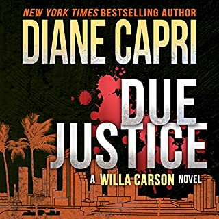 Due Justice audiobook cover art