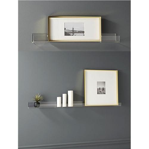 Fantastic Clear Acrylic Shelf Amazon Com Interior Design Ideas Clesiryabchikinfo