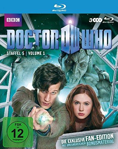 Doctor Who - Staffel 5.1 (Fan-Edition) [Blu-ray]