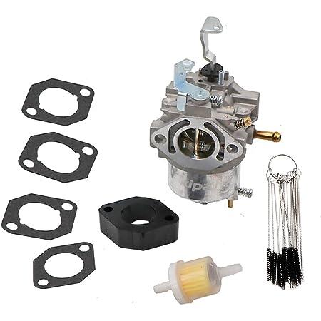 Carburetor 715670 715442 Fit For Briggs /& Stratton 185432-0037-01 185432-0614-E1