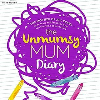The Unmumsy Mum Diary cover art