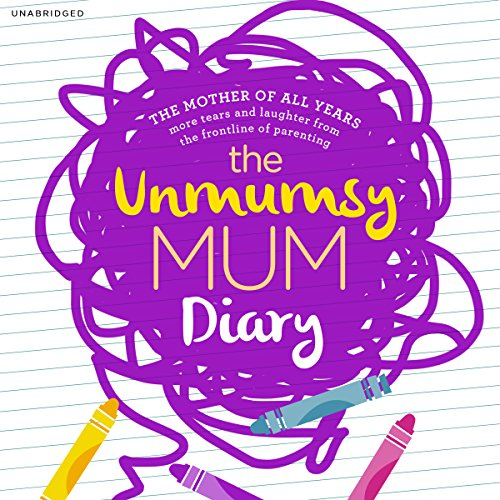 Couverture de The Unmumsy Mum Diary