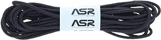 ASR Tactical Black Sleeved Spectra Survival Kevlar Paracord 50 ft. - Great Breaking Strength