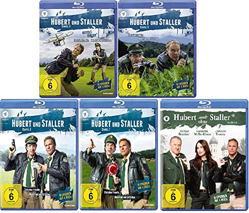 Staffel 4-8 [Blu-ray]