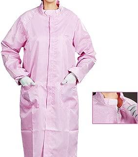 Baosity Camici da Laboratorio Camicie Top T-shirt da Sanitari Infermiera Abbigliamento da Lavoro per Donna Uomo