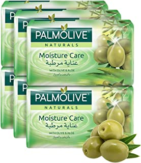 Palmolive Moisture Care Soap, 6 Pcs - 720 gm