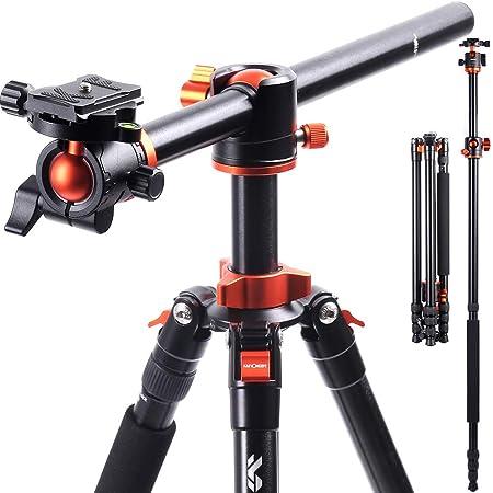 K F Concept 238cm Stativ Sa254t1 Kamerastativ Mit Kamera