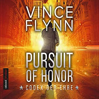 Pursuit of Honor cover art
