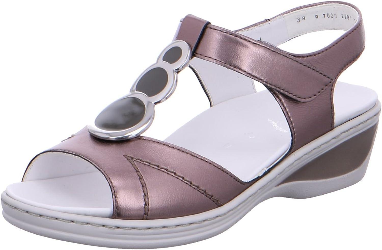 ARA ARA Damen Sandaletten Colmar-H- 12.39055.07 (.12) braun 414060  modisch