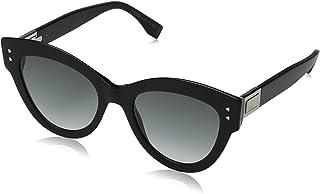 8917f1e29b2 Fendi Womens Women s Ff 0266 S 52Mm Sunglasses