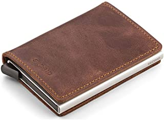 Secrid Slimwallet - Vintage Brown Leather