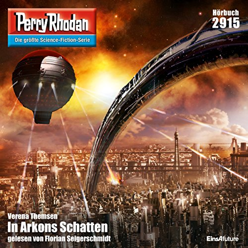In Arkons Schatten audiobook cover art