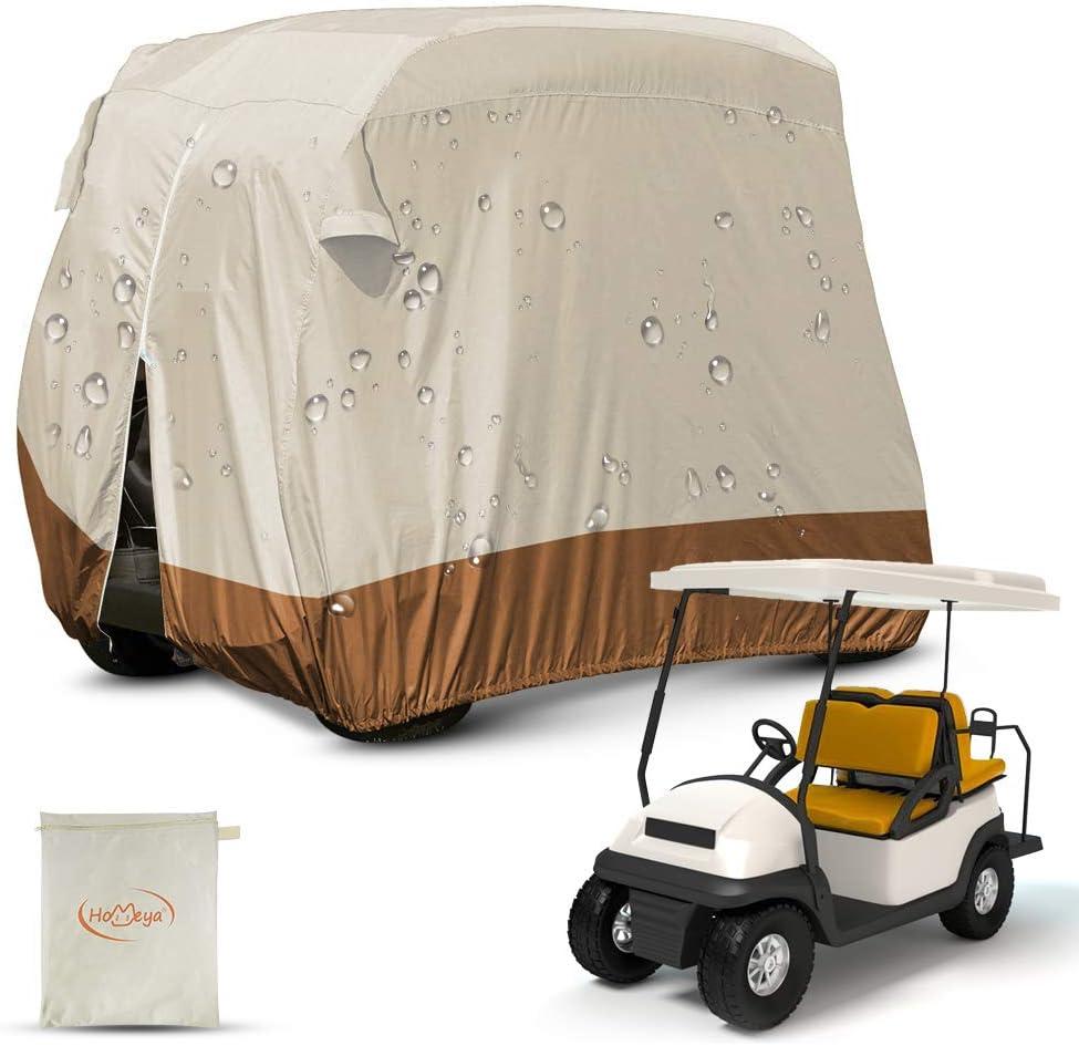 HOMEYA Golf Cart Cover for Ranking TOP20 Snowproof Club unisex Waterproof