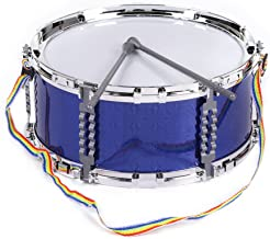 Walmeck Kids Snare Drum Musical Toy Percussion Instrument with Drum Sticks Strap for Children Kids