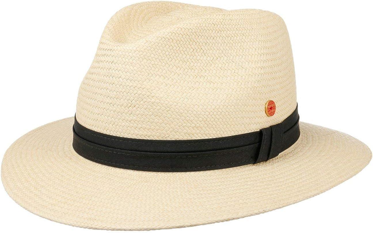 Mayser New life Gero Panama Hat Women Men Made The - in shopping EU