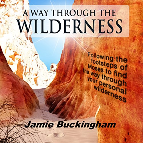 A Way Through the Wilderness audiobook cover art