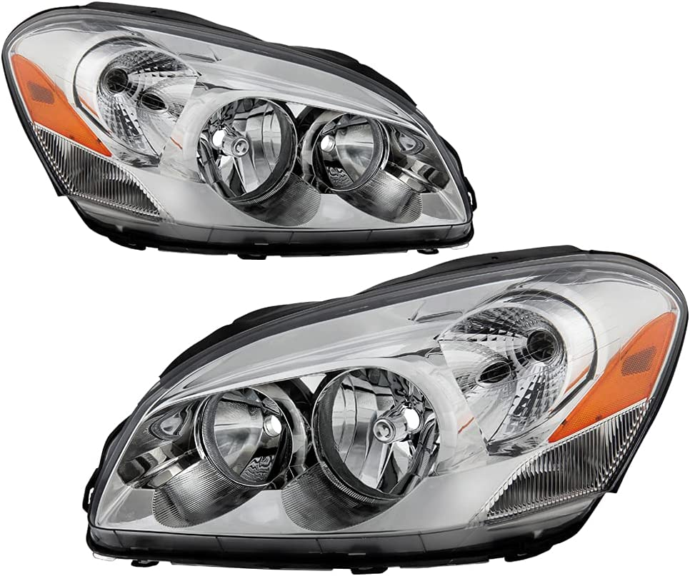 Aftermarket OEM Genuine Free Shipping Style Halogen Headlights CXS for Ranking TOP20 C Buick Lucerne