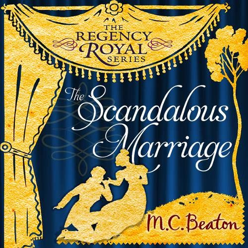 The Scandalous Marriage cover art