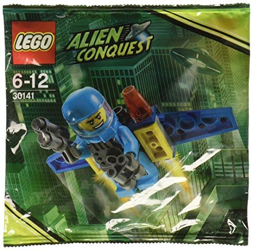 LEGO 30141 Alien Conquest - Cinturón Cohete